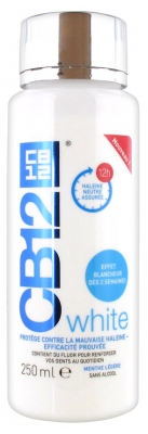 CB12 White 250 ml