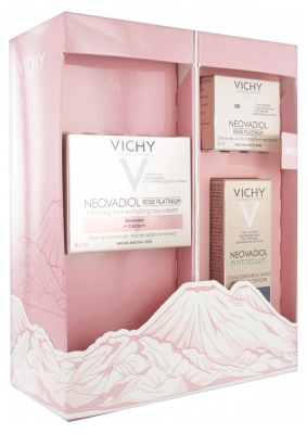 Vichy Neovadiol Rose Platinium Peau Mature et Terne + 2 Soins Offerts