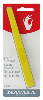 Mavala 8 Emery Boards