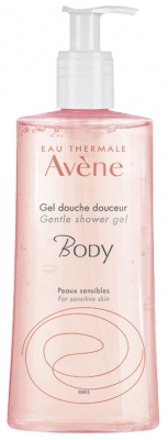 Avène Body Gentle Shower Gel 500ml