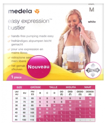 Medela Easy Expression Bustier Taille M