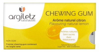 Argiletz 12 Chewing Gums