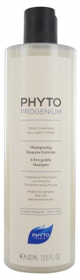 Phyto Progenium Ultra-Gentle Shampoo All Hair Types 400ml