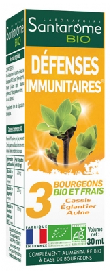 Santarome Bio Immune Defenses 30ml