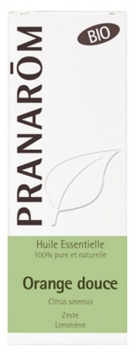 Pranarôm Bio Essential Oil Sweet Orange (Citrus sinensis) 10 ml