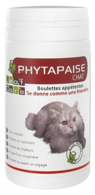 Leaf Care Phytapaise Chat Boulettes 40 g