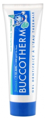 Buccotherm Junior Gel Dentifrice à l'Eau Thermale 7-12 Ans 50 ml