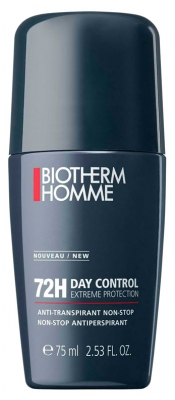 Biotherm Homme Day Control Extreme Protection Anti-Transpirant Non-Stop 72H Roll-On 75 ml