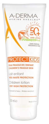 Aderma Protect Kids Children Lotion Very High Protection SPF 50+ 250ml