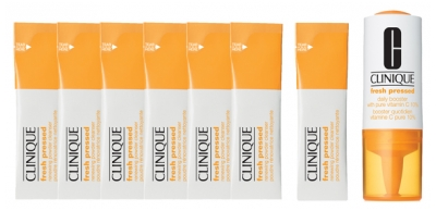 Clinique Fresh pressed 7-Day System with Pure Vitamin C All Skin Types 8,5ml