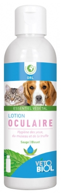 Vétobiol Lotion Oculaire 100 ml