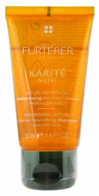 Furterer Karité Nutri Rituel Nutrition Shampoing Nutrition Intense 50 ml
