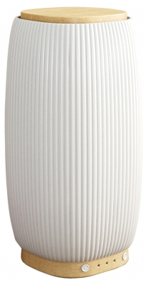 Pranarôm Jazz Ceramic Bamboo Ultrasonic Diffuser of Essential Oils