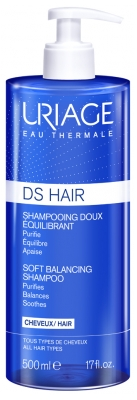Uriage DS Hair Soft Balancing Shampoo 500ml