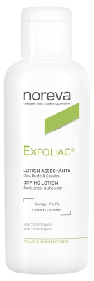 Noreva Exfoliac Lotion Asséchante 125 ml