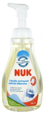 NUK Cleansing Liquid Special Baby Bottles 380ml