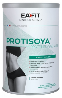 Eafit Protisoya 100% Pflanzliches Protein 320 g