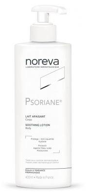Noreva Psoriane Soothing Moisturizing Fluid 400ml
