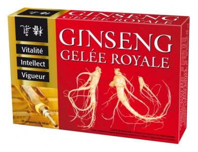 Nutri Expert Ginseng Royal Jelly 20 Phials