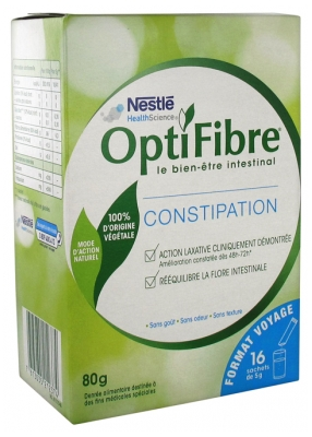 Nestlé Optifibre 16 Sachets