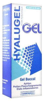 Hyalugel Mundgel 20 ml