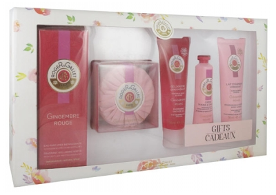 Roger & Gallet Coffret Gingembre Rouge