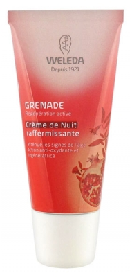 Weleda Firming Night Cream With Pomegranate 30ml