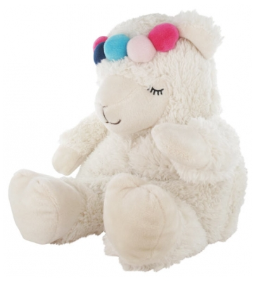 Soframar Cozy Peluches Bouillotte Lama