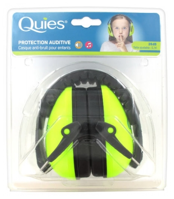 Quies Auditive Protection Anti-Noise Headset for Children