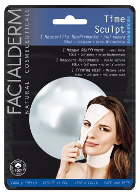 Facialderm Time Sculpt 1 Masque Réaffirmant