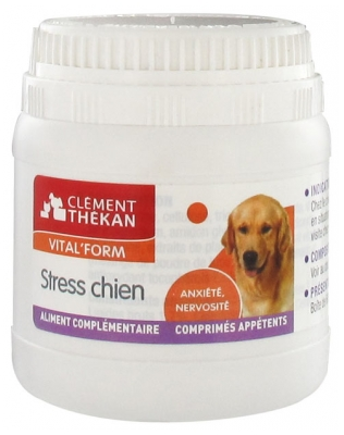 Clément Thékan Vital'Form Dog Stress 60 Tablets