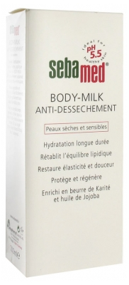 Sebamed Anti-Dryness Body-Milk 200ml