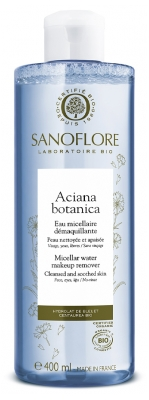 Sanoflore Aciana Botanica Cleansing Micellar Water 400ml