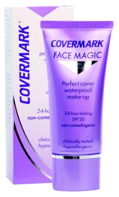 Covermark Face Magic Maquillage Camouflage Imperméable 30 ml