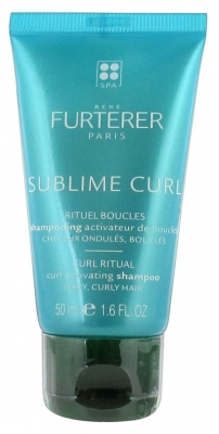Furterer Sublime Curl Shampoing Activateur de Boucles 50 ml