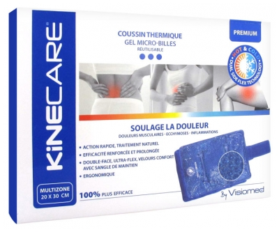 Visiomed Kinecare Multizone Thermic Cushion 20 x 30cm