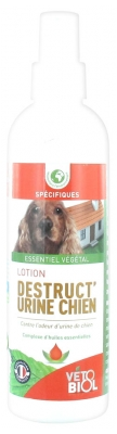 Vétobiol Lotion Destruct' Urine Chien 250 ml