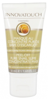 Innovatouch Concentré Pur de Bave d'Escargot Masque 50 ml