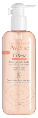 Avène TriXéra Nutrition Nutri-Fluid Cleanser 400ml