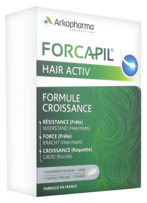 Arkopharma Forcapil Hair Activ 30 Tablets