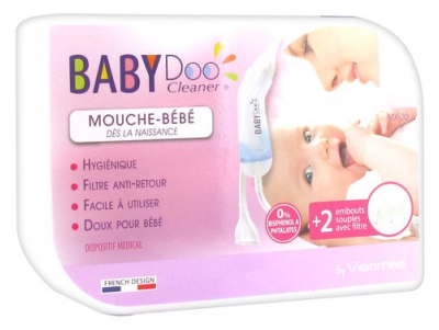 Visiomed BabyDoo Baby Nose Blower