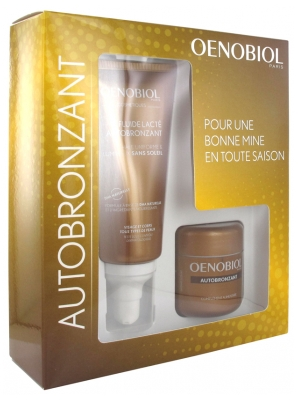 Oenobiol Self-Tanner Set For A Good Complexion In Every Season