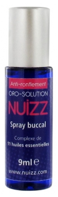 Nuizz Oro-Solution Anti-Ronflement Spray Buccal 9 ml