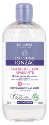 Eau de Jonzac Reactive Soothing Micellar Water 500ml