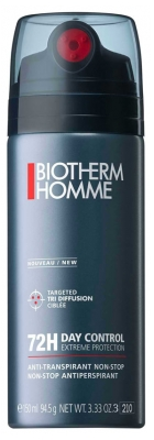 Biotherm Homme Day Control Anti-Transpirant Non-Stop 72H Spray 150 ml