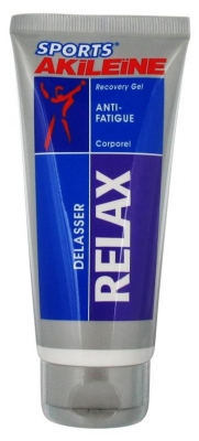 Akileïne Sports Gel RELAX Anti-Fatigue 75 ml