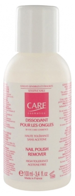 Eye Care Dissolvant pour Vernis à Ongles 100 ml
