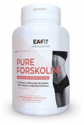 Eafit Pure Forskoline Global Action 60 Capsules