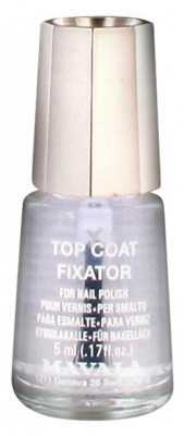 Mavala Top Coat Fixator For Nail Polish 5ml