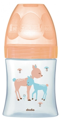 Dodie Glass Baby Bottle Sensation+ 150ml Flow 1 0-6 Months